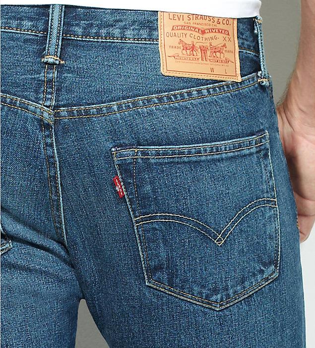 Levis — джинсы